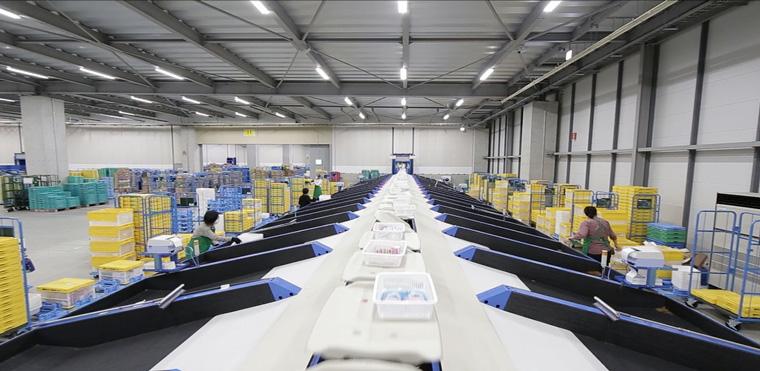 Chain stores logistics | SENKO Co , Ltd